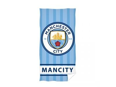 Manchester City håndklæde - Man City