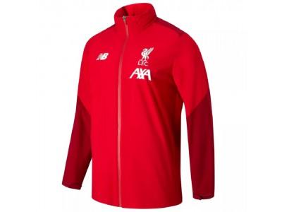 Liverpool stormjakke - rød
