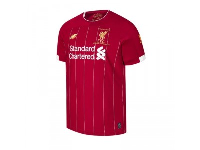 Liverpool hjemme trøje 2019/20 - Champions 19/20