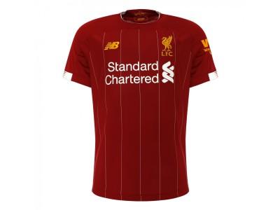 Liverpool hjemme trøje 2019/20 - fra New Balance