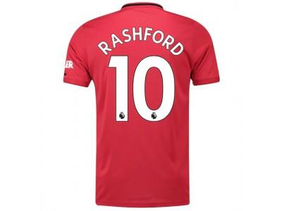 Manchester United hjemme trøje 2019/20 - Rashford 10 - børn