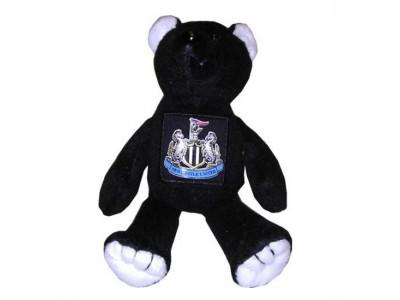 Newcastle beanie bjørn - sort