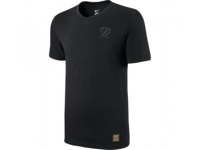 CR7 t-shirt - sort