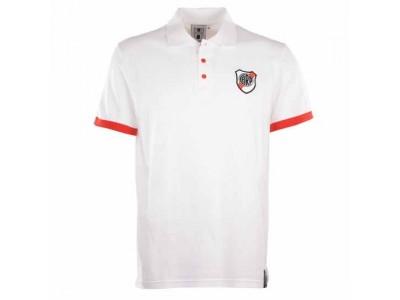 River Plate Polo Trøje - hvid