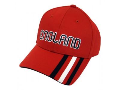 England kasket - rød