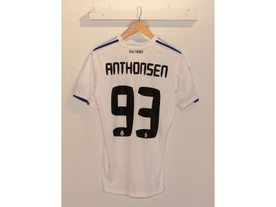 Real Madrid hjemme trøje 2010/11 - Anthonsen 93