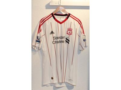 Liverpool ude trøje 2010/11 - Carroll 9
