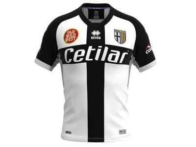 Parma hjemme trøje 2020/21 - fra Errea
