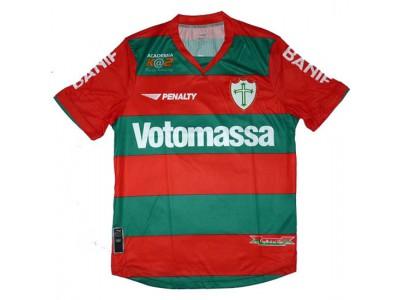 Portuguesa hjemme trøje 2010/11