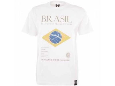 Pennarello World Cup - Brazil 1950 T-Shirt - Hvid