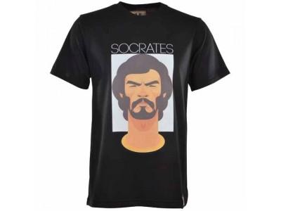 Stanley Chow Socrates T-Shirt - Sort