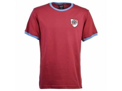 River Plate 12Th Man -  Ringer T-shirt