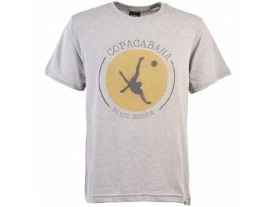 Copacabana Beach Soccer T-Shirt - Grå