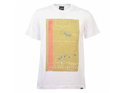 Pennarello Carlos Alberto 1970 Classic Goal T Shirt - White