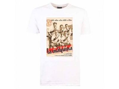 Pennarello La Maquina 1974 T-Shirt - Hvid