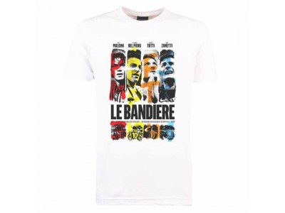 Pennarello Le bandiere 2011 T-shirt - Hvid