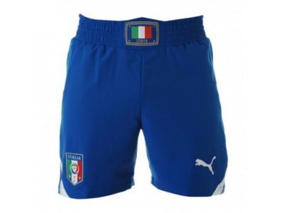 Italien ude shorts 2010 - blå