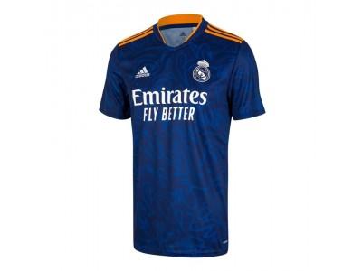 Real Madrid ude trøje 2021/22 - børn - fra adidas