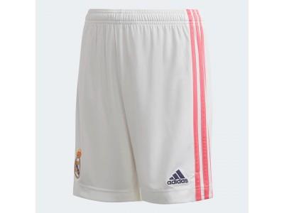 Real Madrid hjemme shorts 2020/21 - børn