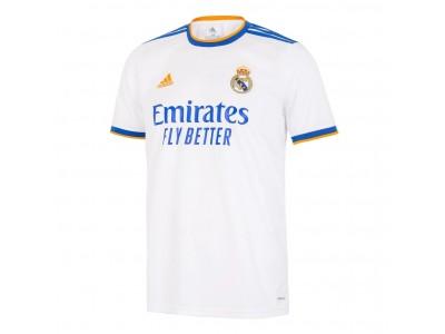 Real Madrid hjemme trøje 2021/22 - fra adidas
