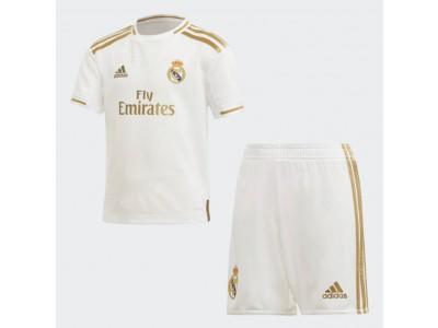 Real Madrid hjemme minisæt 2019/20 - små børn