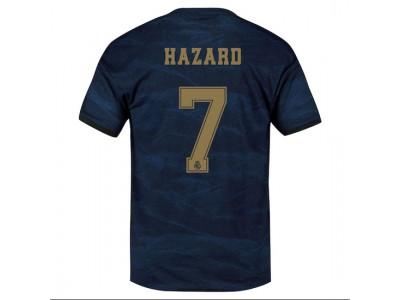 Real Madrid ude trøje 2019/20 - Hazard 7 - børn