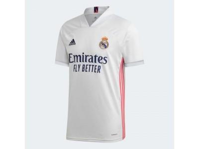 Real Madrid hjemme trøje 2020/21 - herrer