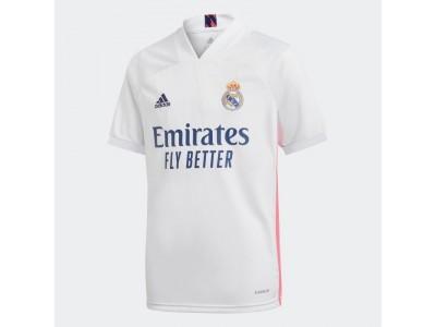 Real Madrid hjemme trøje 2020/21 - børn