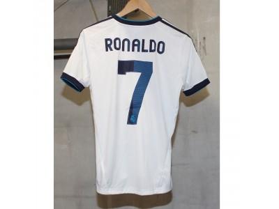 Real Madrid hjemme trøje 2012/13- Ronaldo 7 - børn