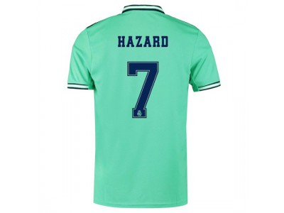 Real Madrid tredje trøje 2019/20 - Hazard 7
