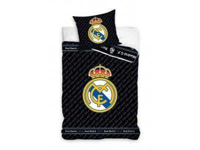 Real Madrid sengetøj - sort