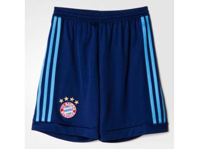 FC Bayern målmand hjemme shorts 2015/16 - børn