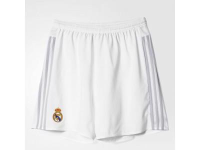 Real Madrid hjemme shorts 2015/16 - børn