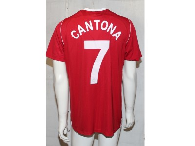 Tiro 17 trøje rød - Cantona 7