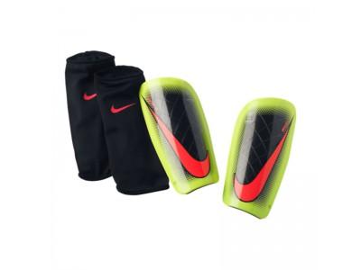 Nike mercurial lite benskinner - sort neon