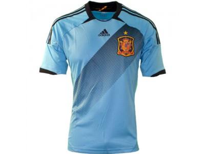 Spanien udetrøje EM 2012 - børn