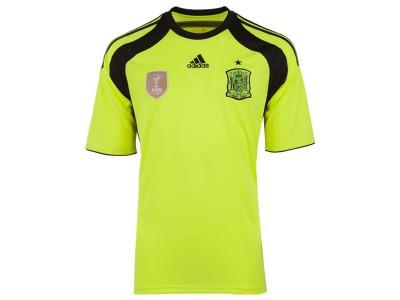 Spanien målmands ude trøje 2014/16