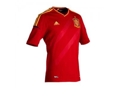 Spanien hjemme trøje EM 2012 - børn