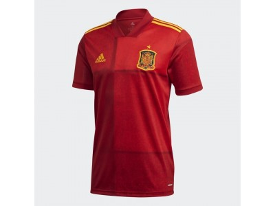 Spanien hjemme trøje 2020/22 - fra adidas