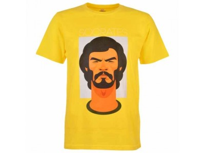 Stanley Chow Socrates T-Shirt - gul