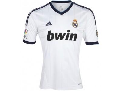 Real Madrid UCL hjemme trøje 2012/13 - børn