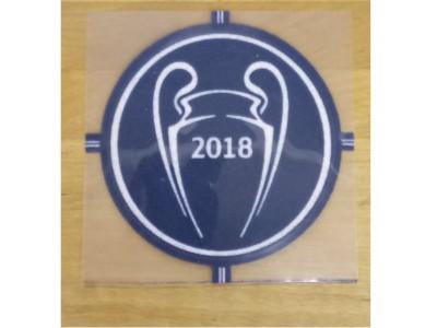 UEFA StarBall UCL vinder 2018 Ærmemærke - voksen