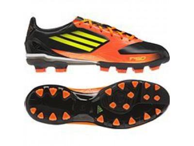 Adidas F10 TRX AG David Villa fodboldstøvler - sort