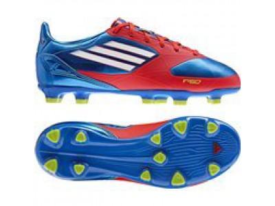 F30 TRX FG Messi græsbanestøvler - børn - blå