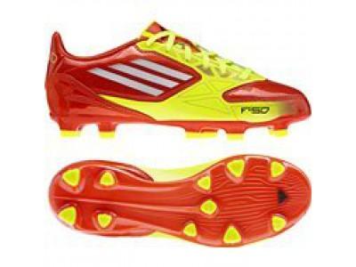 F10 TRX FG Messi græsbanestøvler - børn - rød