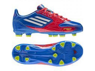 F10 TRX FG Messi græsbanestøvler - børn - blå