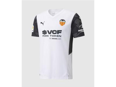 Valencia hjemme trøje 2021/22 - fra Puma