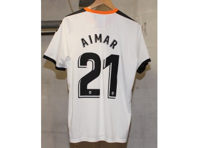 Valencia hjemme trøje 2019/20 - Aimar 21