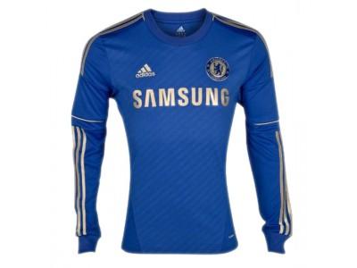 Chelsea hjemme trøje L/S 2012/13 - børn