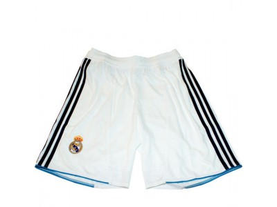 Real Madrid hjemme shorts 2012/13 - børn